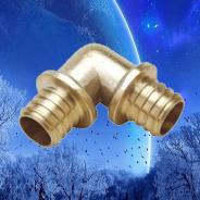 brass pex elbow fittings