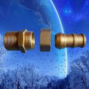 brass threaded parts