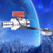Brass drain valves