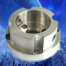 CNC steel milling components