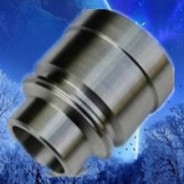 Precision stainless steel turning parts