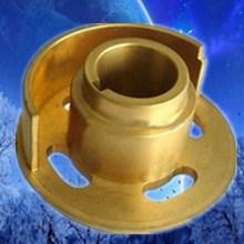 brass cnc milled parts