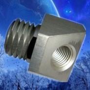 precision steel cnc milling parts