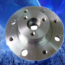 stainless steel CNC milled parts