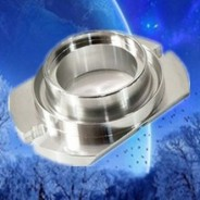stainless steel CNC milling components