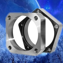 steel cnc milling parts